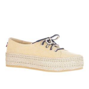 Pajar Bora Platform Espadrille Sneaker size 9 NEW